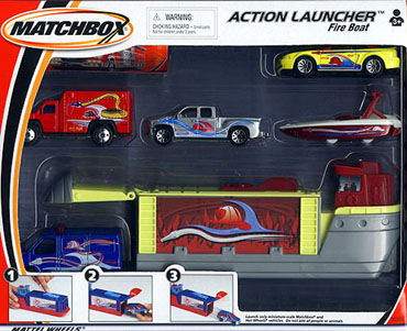 Matchbox Picture Gallery Of 2001 Non Standard Miniature Line