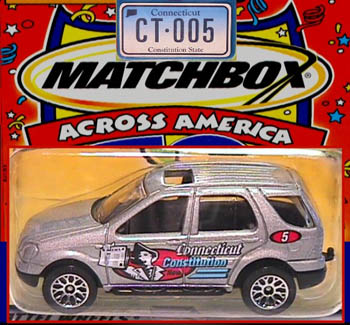 Ford Dealers In Ct >> Matchbox Across America Models