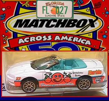 Chevy Dealers In Delaware >> Matchbox Across America Models