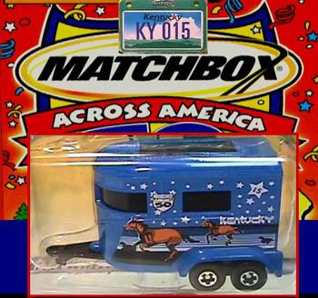 Jeep Dealers In Arkansas >> Matchbox Across America Models