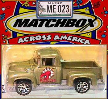 Jeep Dealers In Iowa >> Matchbox Across America Models
