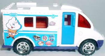 Ice Cream Truck .... Pic