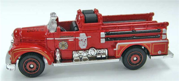 First, here is the first look at the Seagrave Fire Truck. An absolute beauty. I bet the emergency collectors will have a blast. This may be a tough one to stay on the shevles long.